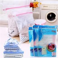 bộ 2 túi lưới giặt quần áo