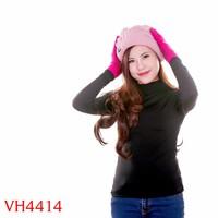 Mũ len nữ Vitory cao cấp