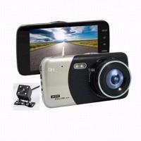 Camera hành trình 4 inche Full HD và Camera lùi. M600