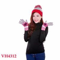 Mũ len nữ Victory thời trang Hàn Quốc