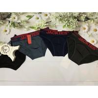 Combo 5 quần lót nam cotton cao cấp jackies
