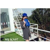 Áo khoác vest nữ thời trang KN97