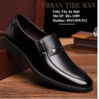 Giày tây da thật