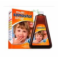 Siro Sanostol Bổ Sung Vitamin Tổng hợp cho bé 1-3 tuổi