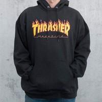 Áo hoodie Thrasher