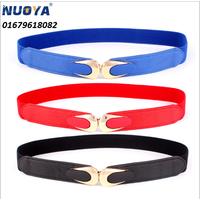 thắt lưng nữ, dây nịt nữ Channelly thiết kế mới Hàn quốc NHTL51