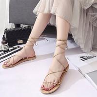 Giày Sandal Nữ Cột Dây - 2669