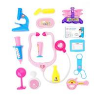 Trọn bộ vali đồ chơi bác sĩ y tá loại lớn hàng VNCLC bé gái