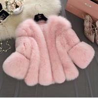Áo khoác lông nữ size S đến 4XL - giá 740k -A29917