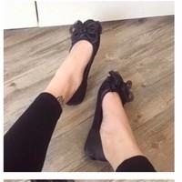 giày búp bê nơ 2632