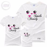 Áo Gia Đình Smile Family