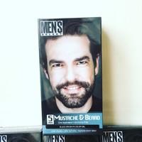 Nhuộm Tóc Hàn Quốc Mustache_Beard cho Nam - Hàng Nhập Khẩu từ Mỹ