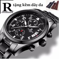 Đồng hồ chạy 6 kim chính hãng rontheedge