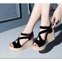 Giày sandal đế xuồng CGMS15