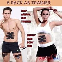MÁY TẬP  ĐỊNH HÌNH CƠ BỤNG 6 MÚI Beauty body- 6 Pack EMS