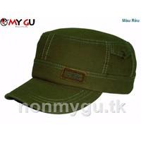 Nón thời trang cao cấp M593 - Màu rêu