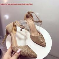 Giày cao gót - Giày cao gót công sở - Sandal cao gót