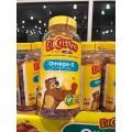 Kẹo gấu Lil Critters Omega-3 DHA bổ sung DHA cho bé 180 viên