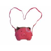 GIÁ HÚ HỒN - Túi thời trang, túi lì xì có dây đeo chéo hình chú mèo