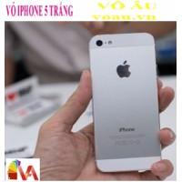 VỎ IPHONE 5 TRẮNG ZIN