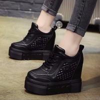 Giày Bánh mì nữ cá tính BM063D
