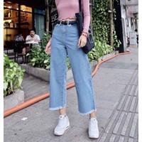 Quần Baggy Ống Rộng Siêu Hot - bg1490