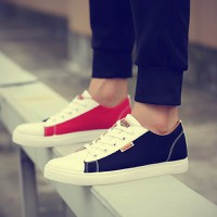 Giày Sneaker Nam Kiểu Dáng Hàn Quốc mẫu mới nhất