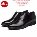 Giày Tăng Chiều Cao 6 Cm - Da Bò Thật - Hàng Nhập