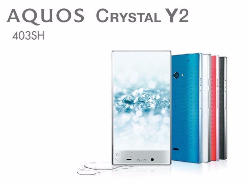 sharp 403sh ( Aquos Crystal Y2)