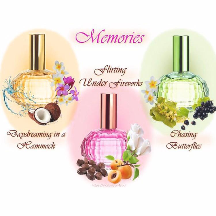 Nuoc hoa nu Oriflame Memories Chasing Butterflies 32672 loai 30ml