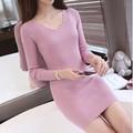 Đầm len ôm lady Da126