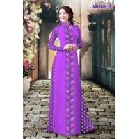 Vải áo dài Ngọc Diễm giá rẻ