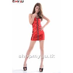 Đầm ôm Body Sexy quyến rũ D208 - Màu đỏ
