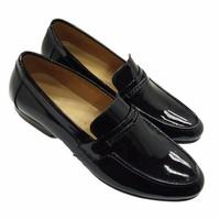 Giày tây nam da bóng cao cấp kiểu dáng trẻ trung AD034D