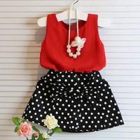 SET bộ váy bé gái xinh - SB007