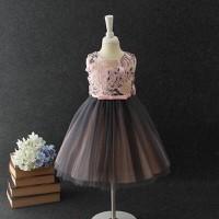 BG2346  - Đầm voan công chúa
