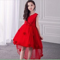 BG2347 - Đầm voan công chúa