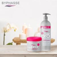 Combo dầu gội hairpro 1l và kem ủ tóc 500ml