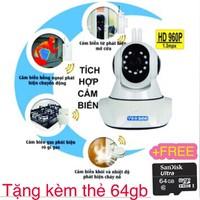Camera YooSee 1.3mpx 960P - YS960P - Tặng thẻ nhớ 64gb