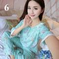 Bộ đồ ngủ mặc nhà dài tay 2017 -NG1451