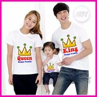 Áo Gia Đình King Queen