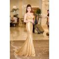 Đầm Maxi Kim Sa Đuôi Cá