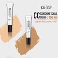 Kem Nền Giàu Dưỡng Chất CC Cream KB One Hàn Quốc