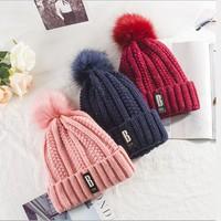 Mũ len nữ