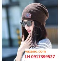 mũ len nữ bere Nón len nữ bere thời trang Hàn Quốc L12NL29
