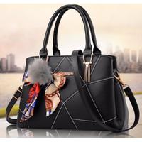 Túi xách thời trang nữ kèm dây nơ hàng nhập - LN1479