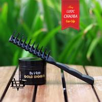 Sáp vuốt tóc By Vilain Gold Digger Đan Mạch + Tặng kèm lược tạo kiểu