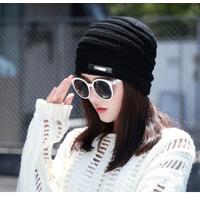 Mũ len nữ bere Nón len nữ bere thời trang Hàn Quốc L12NL32