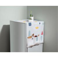 [NEW] Tấm phủ che bụi tủ lạnh