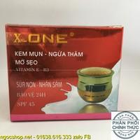 X-ONE Kem Đặc Trị Mụn, Ngăn Ngừa Thâm, Sẹo | kem xone